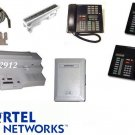 NORTEL NORSTAR CICS 4X8 PHONE SYSTEM (1) M7310 PHONE (4) M7208 PHONES FLASH VM