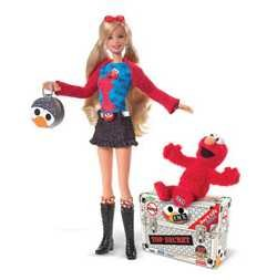 Barbie Loves TMX Elmo