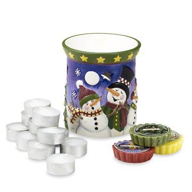 Yankee Candle Tart Burner, Wax Tarts and Tea Lights