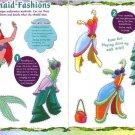 ARIEL MERMAID FASHIONS Magazine Paper Dolls 2 PAGES