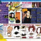 BABY BOOM Magazine Paper Dolls