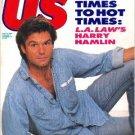 US MAGAZINE May 4, 1987 HARRY HAMLIN Jobeth Williams