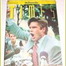 TV Times 10/28/88 Harry Hamlin LUBA Kirk Cameron