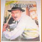TV TIMES October 23, 1987 DABNEY COLEMAN Dennis Franz