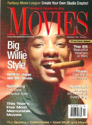 White's Guide to Movies PREMIERE ISSUE December 1998 WILL SMITH
