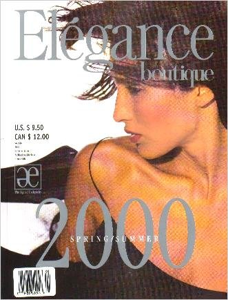 ELEGANCE BOUTIQUE MAGAZINE #166 Spring/Summer 2000