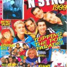 'N SYNC 1999 Backstreet Boys 98 DEGREES Spiral 360