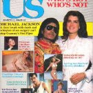 US March 12, 1984 MICHAEL JACKSON & BROOKE SHIELDS