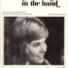 Put Your Hand in the Hand ANNE MURRAY Sheet Music 1970.