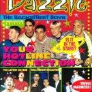DAZZLE Magazine Backstreet Boys Collectors Edition.