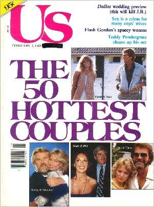 US February 3, 1981 The 50 Hottest Couples VAN HALEN