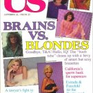 US October 26, 1982 Lainie Kazan BRAINS VS BLONDES Annabella