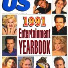 US Magazine Yearbook December 1991 MIDLER Kidman PITT Close