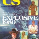 US Magazine December 23, 1980 Special Year-End Photo Issue
