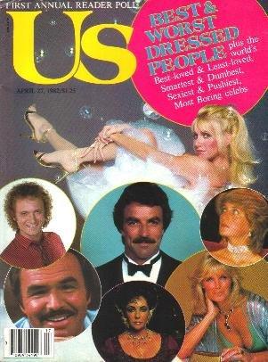US Magazine April 27, 1982 BEST & WORST DRESSED Rae Dawn Chong