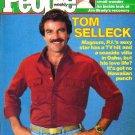 People Weekly Magazine March 8, 1982 TOM SELLECK Christie Brinkley