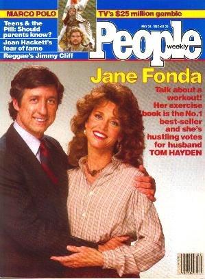 People Weekly Magazine May 24, 1982 JANE FONDA Farrah Fawcett