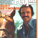 People Weekly Magazine April 23, 1979 BURT REYNOLDS Grace Jones