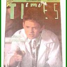 TV Times December 15, 1989 NEIL PATRICK HARRIS COVER & ARTICLE Ann Jillian Article