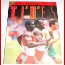 TV Times September 16, 1988 BEN JOHNSON Seoul Summer Olympics.
