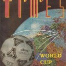 TV Times June 8, 1990 WILLIAM SHATNER World Cup