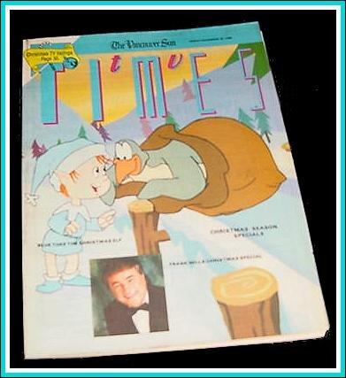TV Times December 16, 1988 FRANK MILLS John Thaw