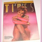 TV Times March 3, 1989 PAT SAJAK Burt Reynolds