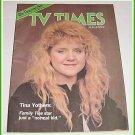 TV Times January 8, 1988 Jay Leno TINA YOTHERS David Eisner