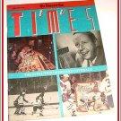 TV Times May 4, 1990 Hockey ROBERT STACK Margaret Reed