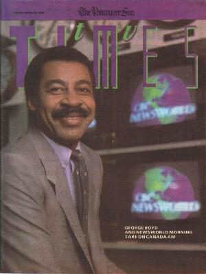 TV Times April 13, 1990 George Boyd BOB SAGET James Healy