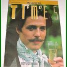 TV Times January 13, 1989 Hugh Grant A MARTINEZ Candice Bergen