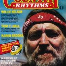 Country Rhythms Magazine May 1983 Willie Nelson