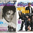 RIGHT ON! MAGAZINE Double Music Issue 2009 MICHAEL JACKSON