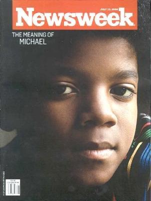NEWSWEEK MAGAZINE July 13, 2009 MICHAEL JACKSON