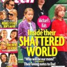 STAR MAGAZINE July 20, 2009 Michael Jackson's Kids