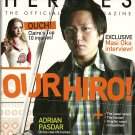 HEROES THE OFFICIAL MAGAZINE #2 February/March 2008