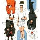 GERHARD HADERER German Magazine Paper Doll