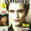 VAMPIRES Special Edition Magazine 122 Photos 4 Posters ROBERT PATTINSON
