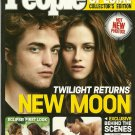 TWILIGHT RETURNS NEW MOON People Special Edition November 2009