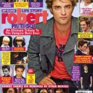 UP CLOSE LIFE STORY MAGAZINE 2009 Robert Pattinson