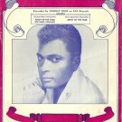 KISS AN ANGEL GOOD MORNIN' Charley Pride Sheet Music