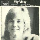 SEND A LITTLE LOVE MY WAY Anne Murray Sheet Music