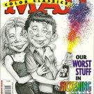 MAD COLOR CLASSICS #9 April 2004 w/ Bob Burnquist got milk? Ad ASHTON & DEMI