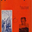 I PROMISE YOU Original Sheet Music SAMMY KAYE 1938 Alice Faye