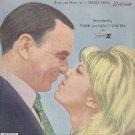 SOMETHIN' STUPID Sheet Music Frank and Nancy Sinatra 1967
