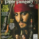 Life Story Film Fantasy Magazine JOHNNY DEPP Pirates of the Caribbean 2006
