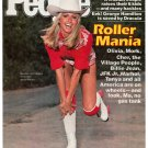 People Weekly Magazine July 9, 1979 OLIVIA NEWTON-JOHN Roller Mania SUZI QUATRO