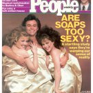 People Weekly June 14, 1982 ARE SOAPS TOO SEXY? Sam Donaldson ROBBIE KNIEVEL