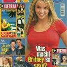 BRAVO MAGAZINE #26 June 24, 1999 BRITNEY SPEARS Tim Sander MADONNA Hanson