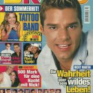 BRAVO MAGAZINE #27 July 1, 1999 RICKY MARTIN Lou Bega STAR WARS Eloy AFROB